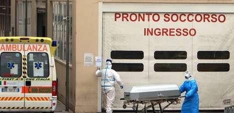 Itália volta a registrar mais de 600 mortes em 24 horas