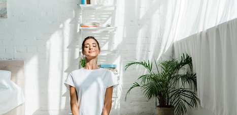 A respiração certa para meditar melhor