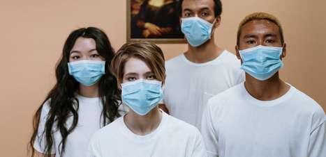 Como a máscara pode ajudar a detectar o mau hálito