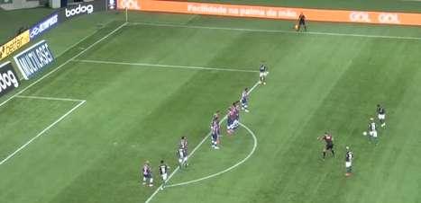 SÉRIE A: Gols de Palmeiras 3 x 0 Fortaleza