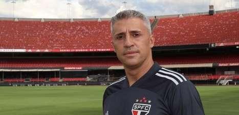 Diretor diz que Crespo deve escalar reservas na Libertadores