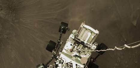 Perseverance, China, Emirados e tudo mais sobre Marte