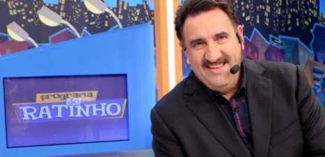 TV de Ratinho fecha acordo para transmissão do estadual do Paraná