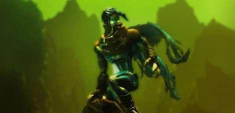 Novos remakes da Square Enix? Queremos Legacy of Kain!