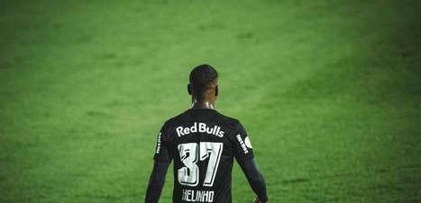 Helinho fala sobre ida ao Bragantino e reafirma grandes metas para 2021