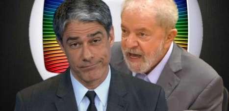 Lula ganha munição extra para atacar Bonner e a Globo
