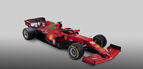 Ferrari revela novo SF21 e quer esquecer temporada de 2020