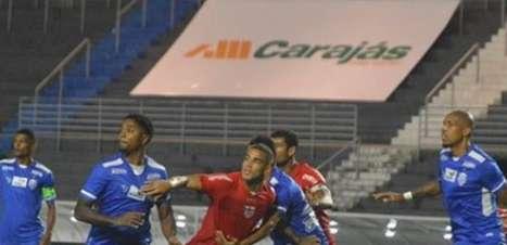 CSA vive seca de gols diante do CRB