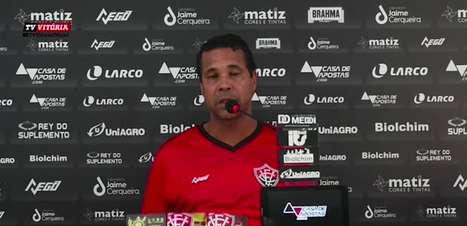 """VITÓRIA: Rodrigo Chagas minimiza possibilidade do Bahia atuar com elenco de transição no clássico: """"vai ser um time muito rápido"""""""