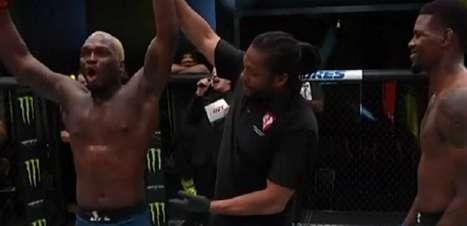 Brunson domina Holland na luta principal do UFC Vegas 22