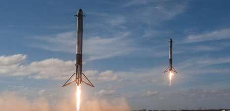 SpaceX irrita agências europeias, que perderam espaço