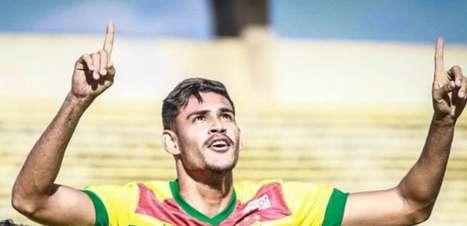 Jefinho se destaca em vitória do Sampaio Corrêa na Copa do Nordeste