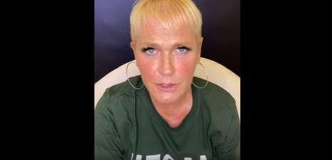 Poucos famosos dão cara a tapa para apoiar desculpas de Xuxa