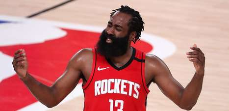 GM do Rockets não se arrepende por troca de Harden