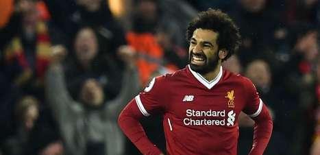 Liverpool inicia conversas para renovar contrato de Salah