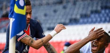Neymar recebe gancho de 2 jogos após expulsão contra o Lille
