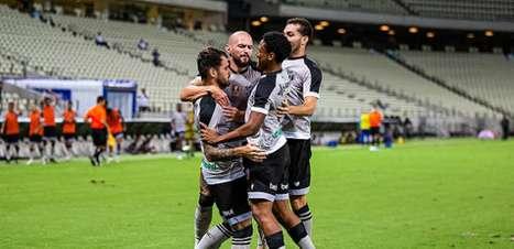 Ceará briga pela melhor campanha do grupo e classificação geral na Copa do Nordeste
