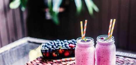 Os cuidados e 3 receitas para fazer os shakes hipercalóricos