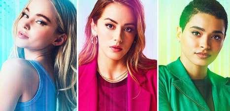 Versão live-action das Meninas Superpoderosas ganha primeira imagem oficial