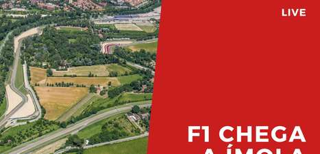 Live da F1: prognósticos do GP da Emilia Romagna, em Ímola