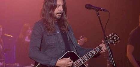 Dave Grohl convida superestrelas do rock para documentário