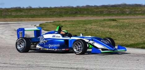 De olho na nova geração: Kiko Porto, da Fórmula 2000