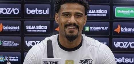Gabriel Dias fala sobre a sua adaptação ao Ceará