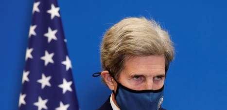 Kerry elogia carta de Bolsonaro, mas cobra 'ações imediatas'
