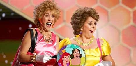 Disney desenvolve filme live-action das irmãs de Cinderela