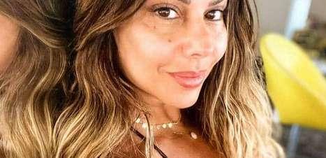 Viviane Araújo revela detalhes sobre primeiro filme de sua carreira