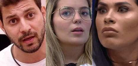 "Web reage com memes à ""grande família"" de Viih Tube no BBB"