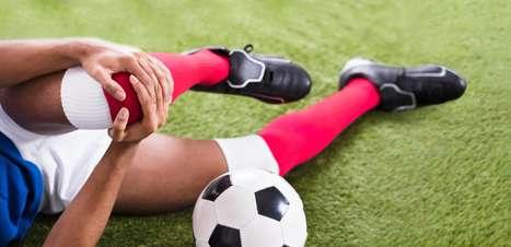 Por que as lesões no joelho são tão comuns no futebol?