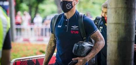 Em alta na Tailândia, Vander destaca grande ano no Bangkok United