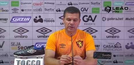 SPORT: Umberto Louzer cita trabalhos anteriores e prega equilíbrio na estratégia que irá implementar no time para temporada