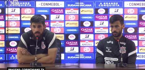 """CORINTHIANS: Bruno Méndez acredita em 'jogo físico' em confronto contra o River Plate do Paraguai e avalia: """"Será o jogo da vida deles"""""""