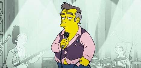 Morrissey diz que não tem dinheiro para processar Os Simpsons