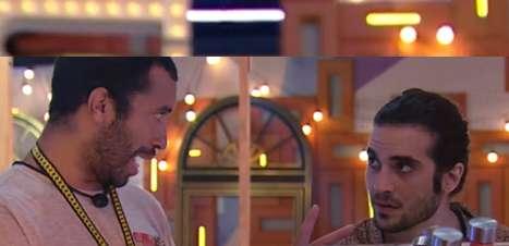 BBB 21: Gil e Fiuk planejam colocar Viih no paredão