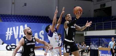 Playoffs do NBB: Corinthians atropela Pato na abertura da série