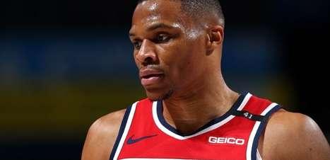 Com mais um triplo-duplo de Westbrook, Wizards bate Thunder e vence a sétima seguida