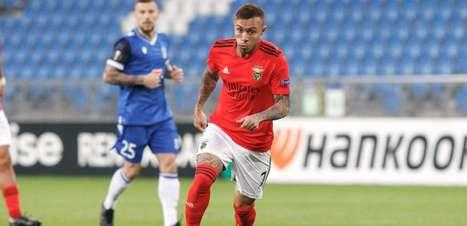 Jorge Jesus diz confiar em Everton e cutuca o futebol brasileiro