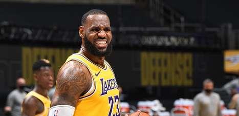 Card raro de LeBron James é vendido por R$28 milhões