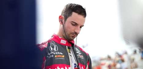 Rahal e Rossi veem acidente em St. Pete como lance de corrida e evitam conflito