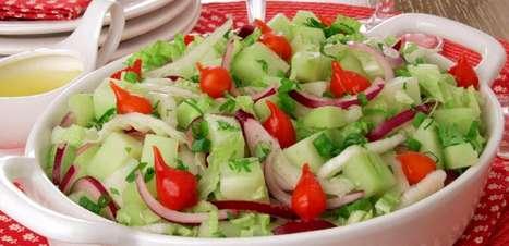 5 receitas de saladas que substituem qualquer refeição
