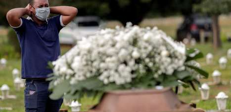 Brasil registra 2,5 mil mortes por covid-19 nas últimas 24h