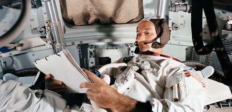 Michael Collins, o astronauta com a missão mais difícil do mundo