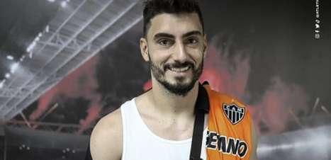 Atlético-MG informa que Rafael terá de ser operado pela lesão no ombro