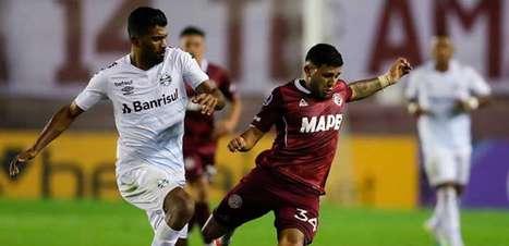 Thiago Santos começa bem e ganha moral no Grêmio