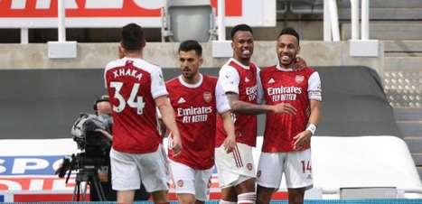 Arsenal vence e volta a sonhar com competições europeias