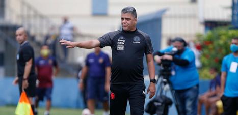 Marcelo Cabo nega dependência de Cano no Vasco