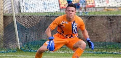 Goleiro do Sub-20 do Avaí projeta retorno da Copa do Brasil na categoria